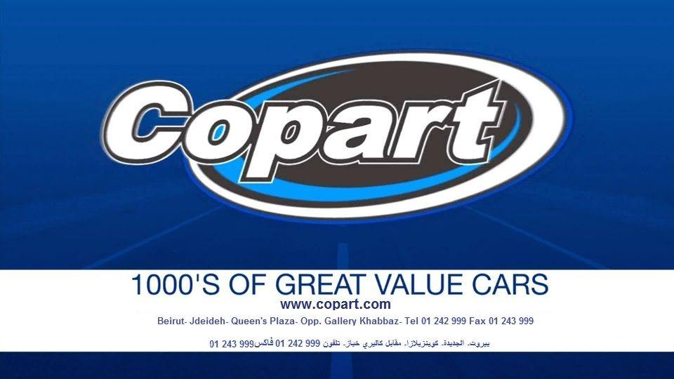 Copart Home Page >> Copart Aga Queen S Plaza